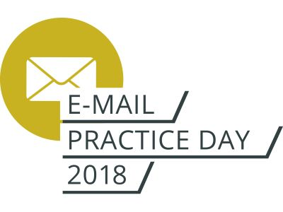 Logo E-Mail Practice Day, Quelle: mailingwork via Pressebox