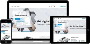 Die »Festo App World«/Bild: Phoenix Media