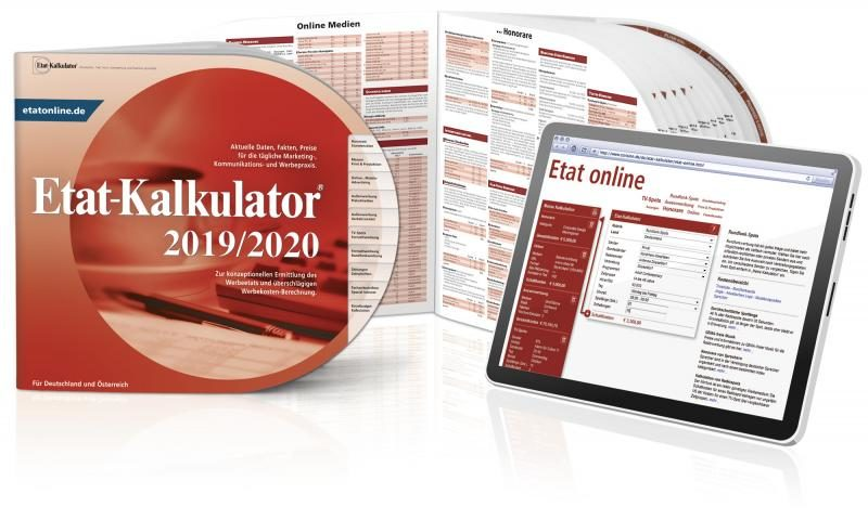 Neue Version des Etat-Kalkulators