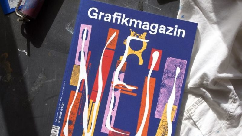 Neues Magazin für Kommunikationsdesign: »Grafikmagazin«